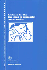 Evidence for the Ten Steps to Successful Breastfeeding