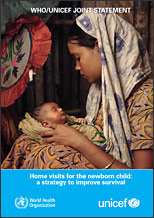 WHO/UNICEF Joint Statement on home-based care of newborns