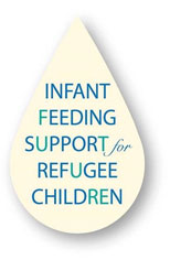 Infant Feeding Support for Refugee Children